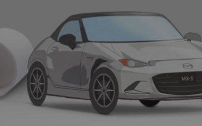 Mazda en casa