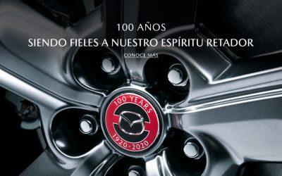 100 AÑOS SIENDO FIELES A NUESTRO ESPÍRITU RETADOR